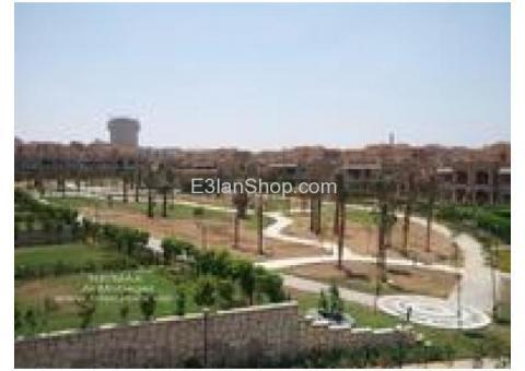 فيلا توين هاوس 375 م بكمبوند مينا ريزيدانس امام الجامعة الأمريكية – القاهرة الجديدة