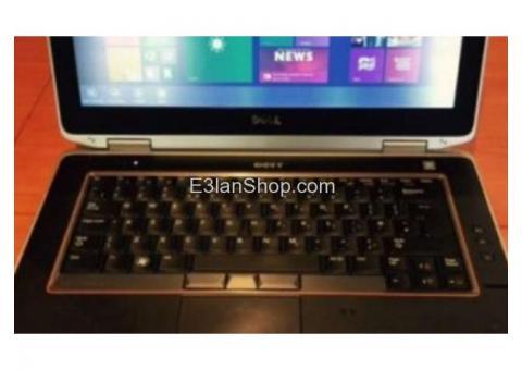شاشه تاتش رمات4 جيجا DDR3 هارد 320 ساتا Dell e6420