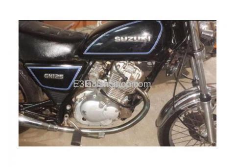 Suzuki GN 125 cc