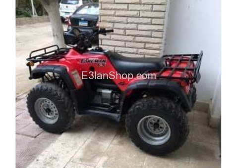 In cairo Beach buggy honda forman 450cc 4*4 model 2000