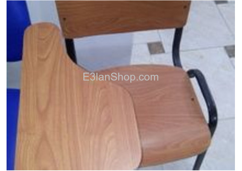 كرسي تعليمي كرسي فوم مدريد بمسند متحرك
