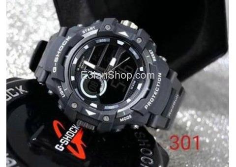 ساعة كاسيو اليابانيىة فيرست كوبي G- shock