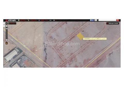 ارض صناعية 3360م2 بأوفر 165جنيه للمتر فى المنطقة الصناعية أ4