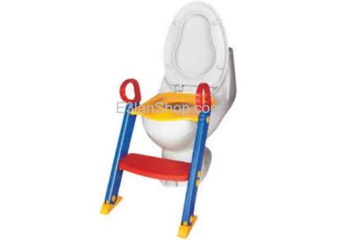 كرسي تعليم الحمام للاطفال