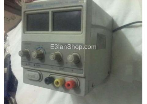 جهاز بور سبلاى لقياس فرق الجهد والأمبير