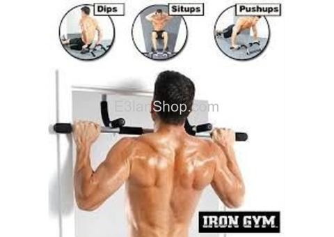عقلة ايرون جيم الرياضية لشد وتقوية العضلات
