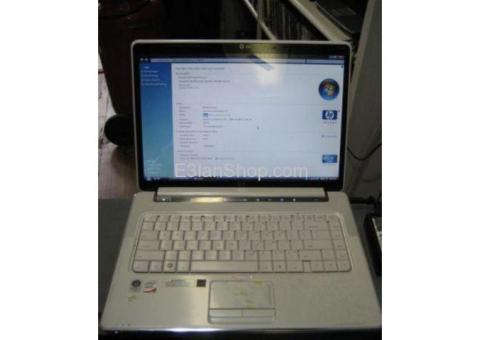 HP PAIVLEON DV5 CORE 2DUO شاشه : 15 بوصه LED