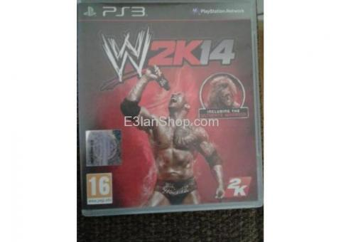 WWE 2K 14 Play station 3