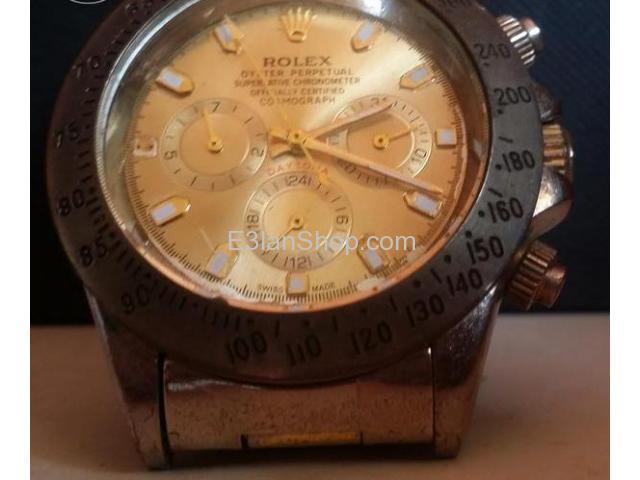 9333f64ec7a81 ساعة Rolex رجالي للبيع - عروض مصر