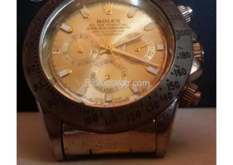 ساعة Rolex رجالي للبيع
