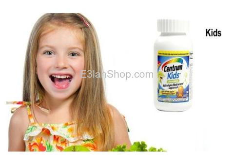 كبسولات سنترام المتعدد الفيتامينات لطفلك