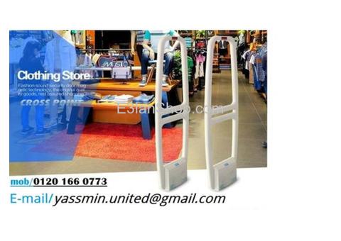 بوابات ملابس لحماية المحلات من السرقة