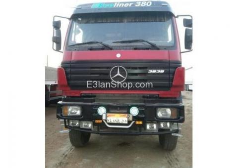 للبيع شاحنة نقل قلابة 3838