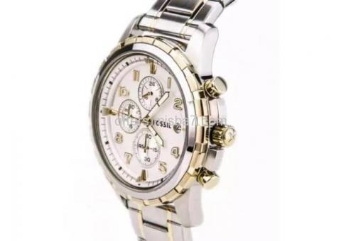 Fossil watch Brand New never worn, ساعة فوسيل جديدة لم تستخدم