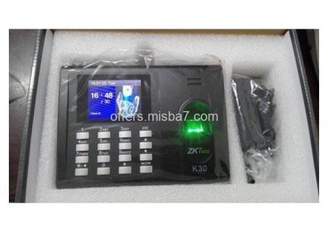 جهاز حضور وانصراف ZK-K30