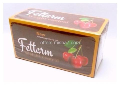 اعشاب فيتارم 30 باكت | Fettarm Slimming Tea