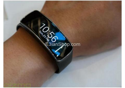 samsung galaxy gear fit ,new,never used before