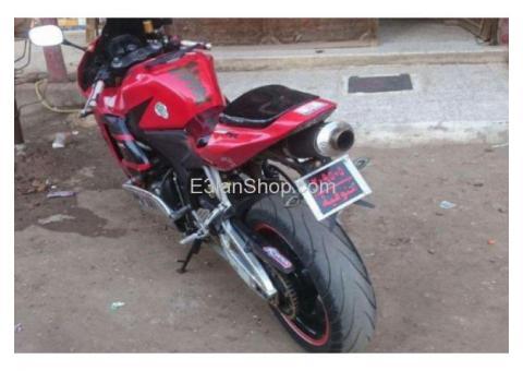 Honda Race 600 cc