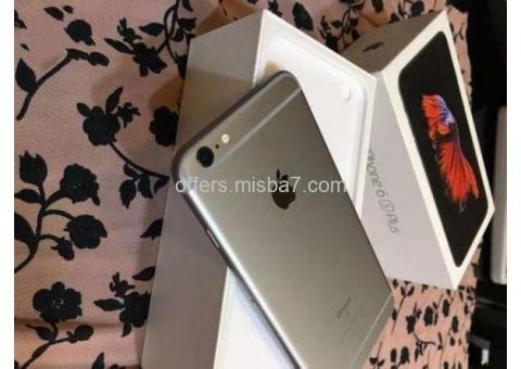 Iphone 6s plus ,, كســــر زيــــروو ( مساحته 64 جيجا ) بحالة ممتازة